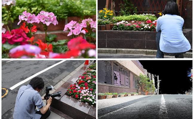 写真測量時の写真撮影方法を勉強中。