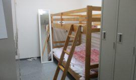 【社内の模様替え】快適な女性用仮眠室
