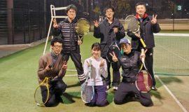 【初!】テニス交流会
